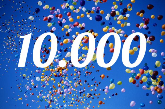 Resultado de imagen de 10.000
